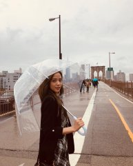 6-BLACKPINK Jisoo Instagram Photo 12 September 2018 New York