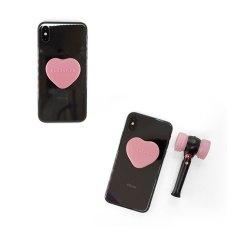 6-BLACKPINK-heart-Popsockets-Grip-Holder
