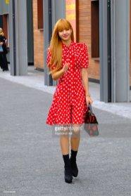 60-BLACKPINK Lisa Michael Kors New York Fashion Week 2018