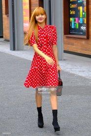 61-BLACKPINK Lisa Michael Kors New York Fashion Week 2018