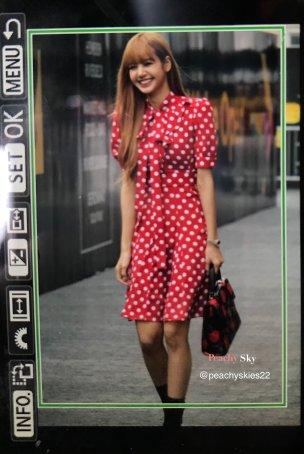 66-BLACKPINK Lisa Michael Kors New York Fashion Week 2018