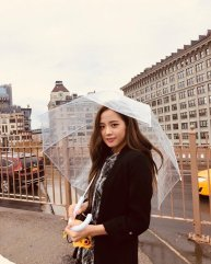 7-BLACKPINK Jisoo Instagram Photo 12 September 2018 New York