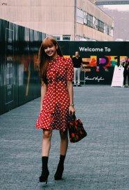 7-BLACKPINK Lisa Michael Kors New York Fashion Week 2018