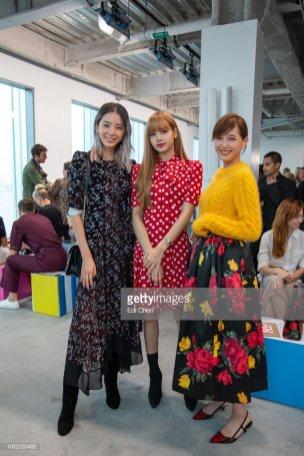 83-BLACKPINK Lisa Michael Kors New York Fashion Week 2018