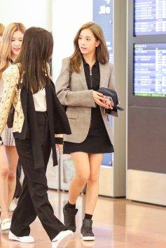 9-BLACKPINK Airport Photo 17 September 2018 Haneda Japan