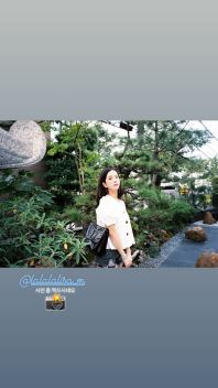 BLACKPINK Jisoo Instagram Story 3 September 2018