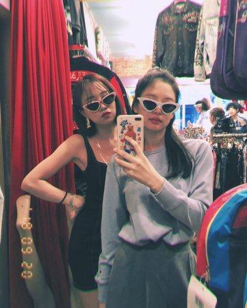 Sara YG Dancer BLACKPINK Jennie