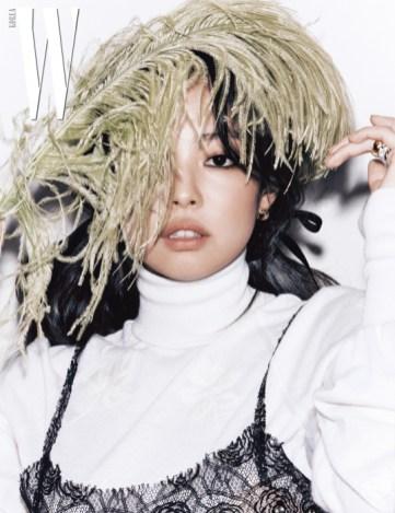 10-HQ-BLACKPINK Jennie W Korea Magazine November 2018 Issue