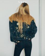 10-HQ-BLACKPINK Jisoo Rose Vogue Korea Magazine November 2018 Issue