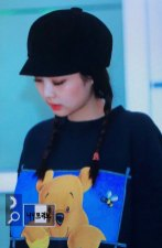 11-BLACKPINK-Jennie-Airport-Photo-10-October-2018-From-Japan
