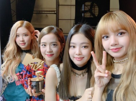 17-BLACKPINK MTV Video Music Awards Japan 2018