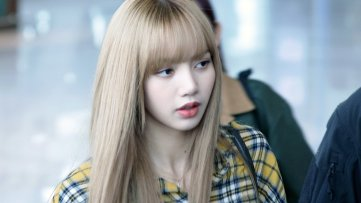 18-BLACKPINK Lisa Airport Photos Incheon 5 October 2018