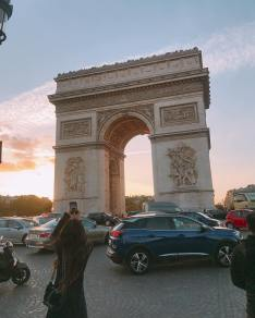 2-BLACKPINK Jennie Instagram Photo 10 October 2018 Paris
