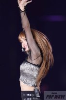 22-BLACKPINK Lisa Tokyo Girls Collection Kitakyushu 2018 Photos