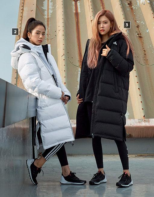 blackpink adidas jacket