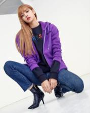 4-BLACKPINK GUESS Official Instagram 30 September 2018