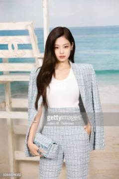 4-BLACKPINK Jennie Chanel Paris Fashion Week 2 October 2018