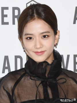 68-BLACKPINK Jisoo ADEKUVER Launch Event 11 October 2018