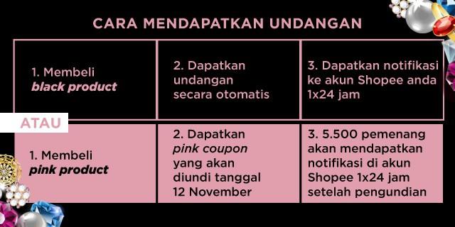 7-BLACKPINK Shopee Indonesia Birthday Sale Event SICC Sentul