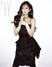 7-HQ-BLACKPINK Jennie W Korea Magazine November 2018 Issue