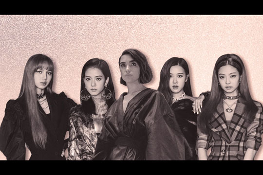 "Listen Now! BLACKPINK DUA LIPA New Song ""Kiss and Make Up"""