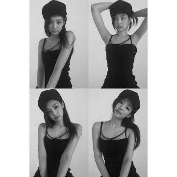 BLACKPINK Jennie Instagram Photo 22 October 2018