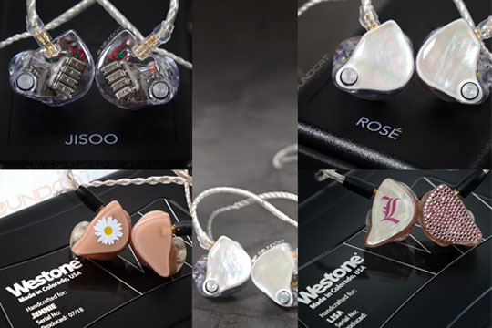 So Beautiful, See BLACKPINK Members Custom In-ear Monitors