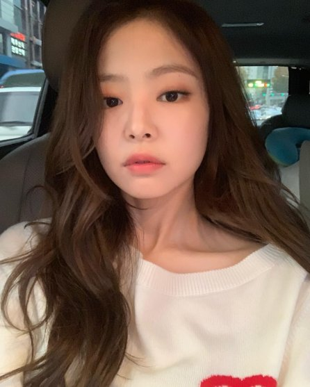 1-BLACKPINK Jennie Instagram Photo 17 November 2018 SOLO Fansign