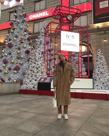 1-BLACKPINK Jennie Instagram Photo 27 Nov 2018 Chanel