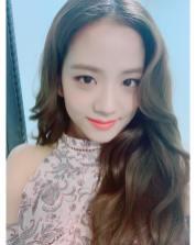 1-BLACKPINK Jisoo Instagram Photo 20 Nov 2018 Shopee