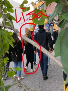 BLACKPINK Lisa Spotted Out and About in Hongdae November 1, 2018
