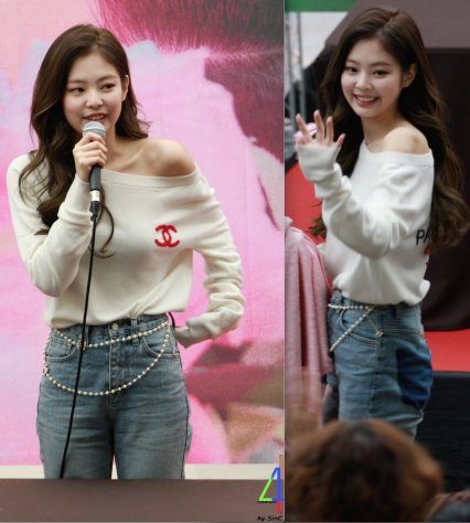 12-BLACKPINK Jennie SOLO Fansign Event 17 November 2018 Coex