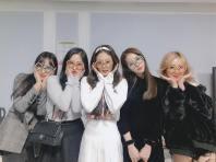 13-Backstage Photo BLACKPINK Seoul Concert 2018