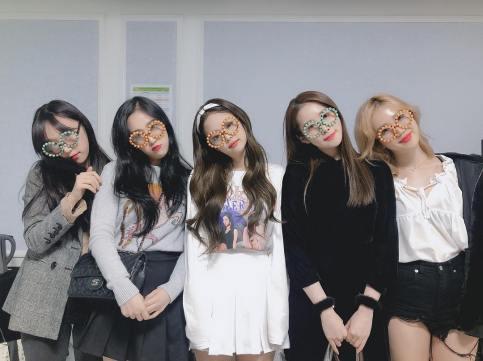 16-Backstage Photo BLACKPINK Seoul Concert 2018