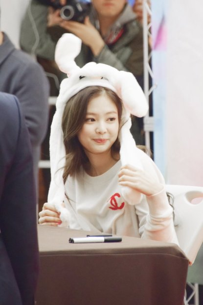 17-BLACKPINK Jennie SOLO Fansign Event 17 November 2018 Coex