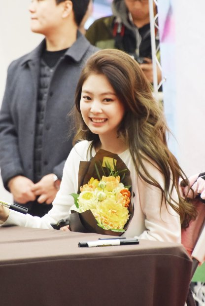18-BLACKPINK Jennie SOLO Fansign Event 17 November 2018 Coex