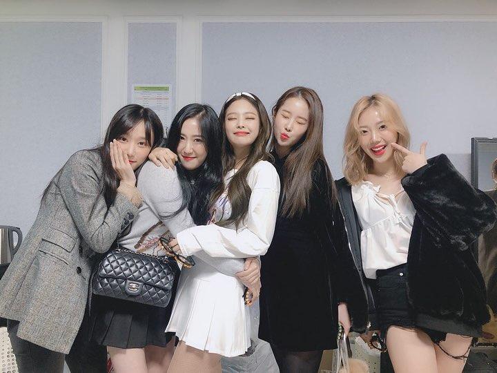 19-Backstage Photo BLACKPINK Seoul Concert 2018