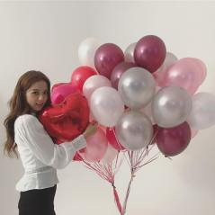 2-BLACKPINK Jisoo Instagram Photo 26 November 2018 balloon