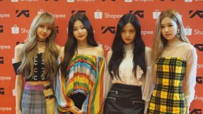 2-BLACKPINK Shopee Indonesia Press Photos