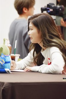 21-BLACKPINK Jennie SOLO Fansign Event 17 November 2018 Coex