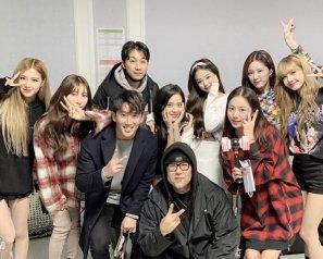 22-Backstage Photo BLACKPINK Seoul Concert 2018