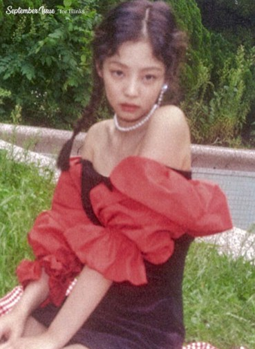 22-HQ Scan BLACKPINK Jennie SOLO Photobook
