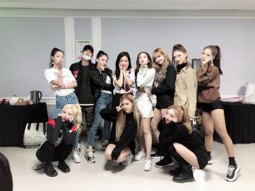 27-Backstage Photo BLACKPINK Seoul Concert 2018