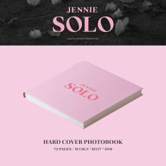 3-BLACKPINK JENNIE SOLO PHOTOBOOK-BUY