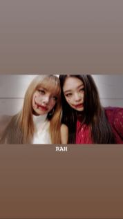 3-BLACKPINK Jennie Instagram Story 31 October 2018 Halloween