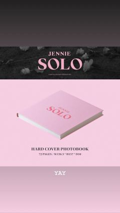 3-BLACKPINK Jennie Instagram Story 5 November 2018 SOLO Photobook
