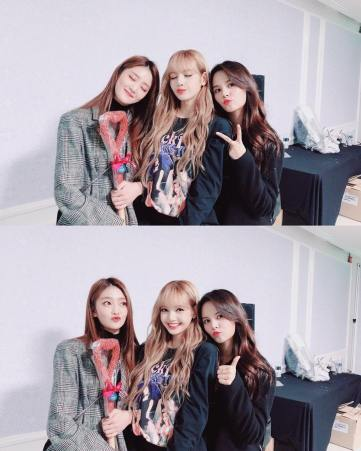 32-Backstage Photo BLACKPINK Seoul Concert 2018 Gidle