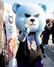 4-BLACKPINK Lisa as KRUNK Seoul Concert