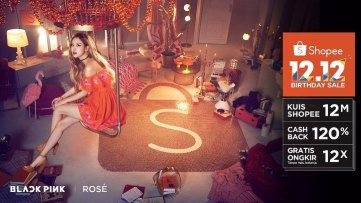 4-BLACKPINK Rose Shopee Indonesia Commercial