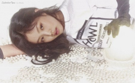 4-HQ Scan BLACKPINK Jennie SOLO Photobook